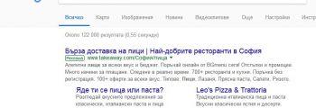 Google Adwords за нови сайтове